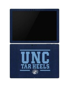 UNC Tar Heels Surface Pro 6 Skin