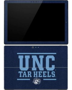 UNC Tar Heels Surface Pro (2017) Skin