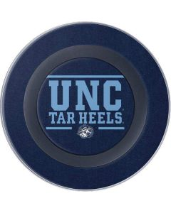 UNC Tar Heels Wireless Charger Skin