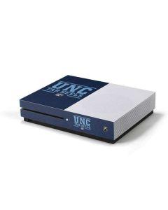 UNC Tar Heels Xbox One S Console Skin