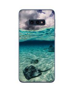 Underwater Sting Rays Galaxy S10e Skin