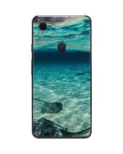 Underwater Sting Rays Google Pixel 3 XL Skin