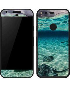 Underwater Sting Rays Google Pixel Skin
