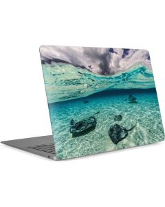 Underwater Sting Rays Apple MacBook Air Skin