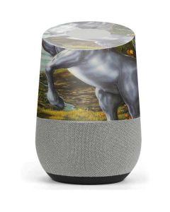 Unicorn of the Willow Google Home Skin