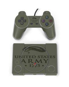 United States Army 1775 PlayStation Classic Bundle Skin