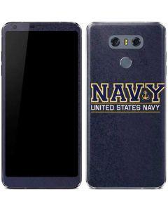 United States Navy LG G6 Skin