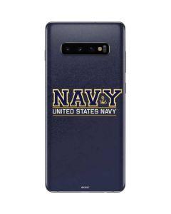 United States Navy Galaxy S10 Plus Skin
