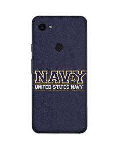 United States Navy Google Pixel 3a Skin
