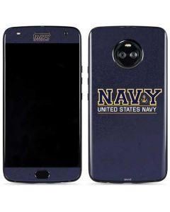 United States Navy Moto X4 Skin