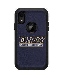 United States Navy Otterbox Defender iPhone Skin