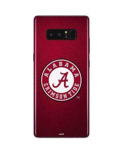 University of Alabama Seal Galaxy Note 8 Skin
