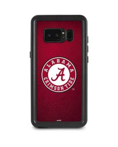 University of Alabama Seal Galaxy Note 8 Waterproof Case