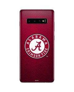 University of Alabama Seal Galaxy S10 Plus Skin