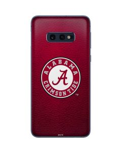 University of Alabama Seal Galaxy S10e Skin