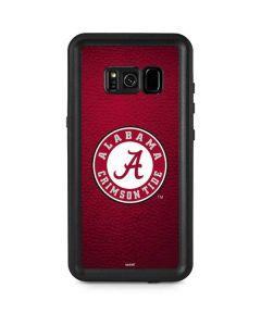 University of Alabama Seal Galaxy S8 Plus Waterproof Case