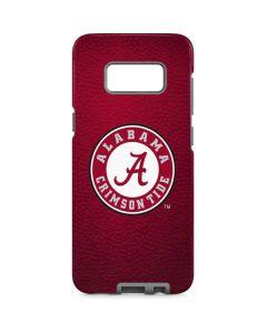 University of Alabama Seal Galaxy S8 Pro Case