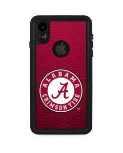 University of Alabama Seal iPhone XR Waterproof Case