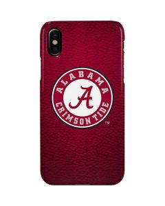 University of Alabama Seal iPhone XS Max Lite Case