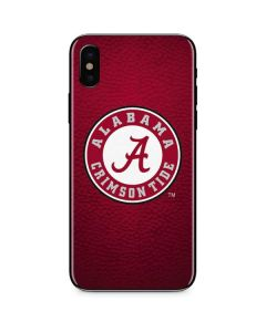 University of Alabama Seal iPhone XS Max Skin