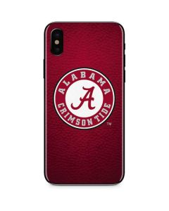 University of Alabama Seal iPhone XS Skin
