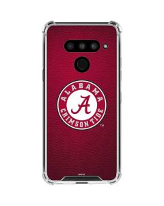 University of Alabama Seal LG V50 ThinQ Clear Case