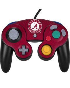 University of Alabama Seal Nintendo GameCube Controller Skin