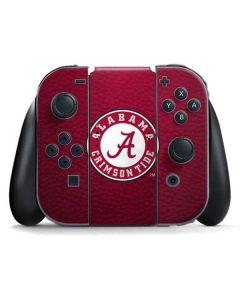 University of Alabama Seal Nintendo Switch Joy Con Controller Skin