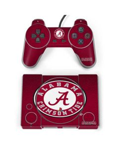 University of Alabama Seal PlayStation Classic Bundle Skin