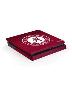 University of Alabama Seal PS4 Slim Skin