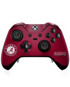 University of Alabama Seal Xbox One Elite Controller Skin