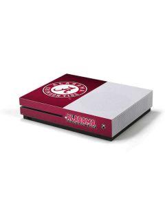 University of Alabama Seal Xbox One S Console Skin
