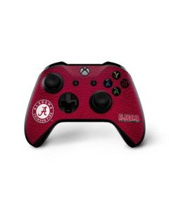 University of Alabama Seal Xbox One X Controller Skin