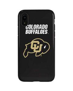 University of Colorado Buffaloes iPhone XR Pro Case