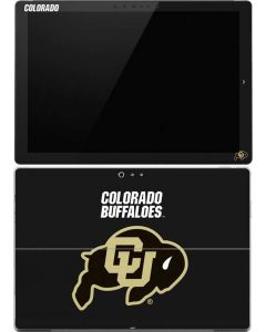 University of Colorado Buffaloes Surface Pro 4 Skin