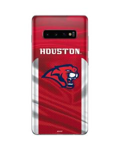University of Houston Jersey Galaxy S10 Plus Skin