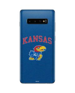 University of Kansas Galaxy S10 Plus Skin