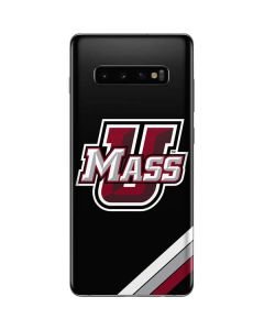 University of Massachusetts Minutemen UMass Logo Galaxy S10 Plus Skin