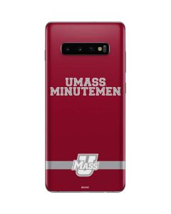 University of Massachusetts UMass Minutemen Marquee Galaxy S10 Plus Skin