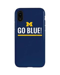 University of Michigan Go Blue iPhone XR Pro Case