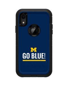 University of Michigan Go Blue Otterbox Defender iPhone Skin