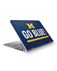 University of Michigan Go Blue HP Stream Skin