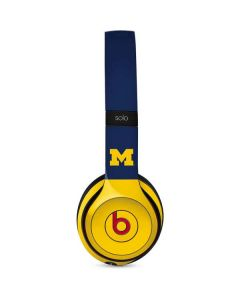 University of Michigan Logo Beats Solo 3 Wireless Skin