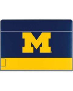 University of Michigan Logo Galaxy Book Keyboard Folio 12in Skin