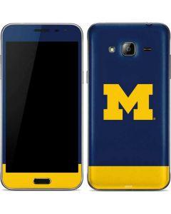 University of Michigan Logo Galaxy J3 Skin