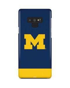 University of Michigan Logo Galaxy Note 9 Lite Case