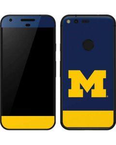 University of Michigan Logo Google Pixel XL Skin