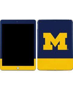 University of Michigan Logo Apple iPad Skin