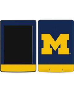 University of Michigan Logo Amazon Kindle Skin