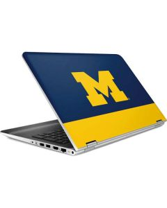 University of Michigan Logo HP Pavilion Skin